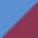 Голубой+бордо